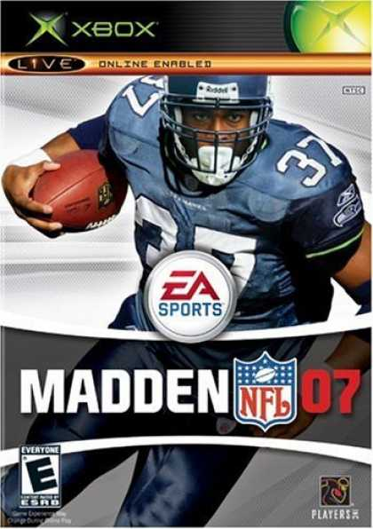 Bestselling Games (2006) - Madden NFL 07 (Xbox)