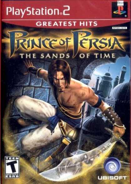 Bestselling Games (2006) - Prince of Persia: The Sands of Time