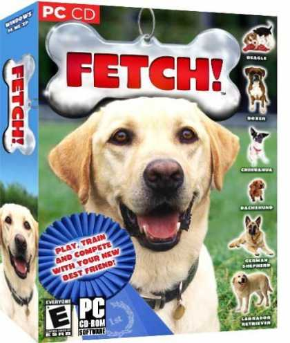 Bestselling Games (2006) - Fetch!