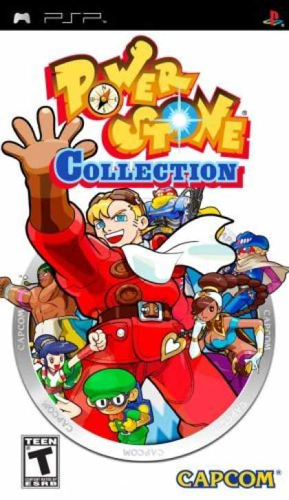Bestselling Games (2006) - Power Stone Collection