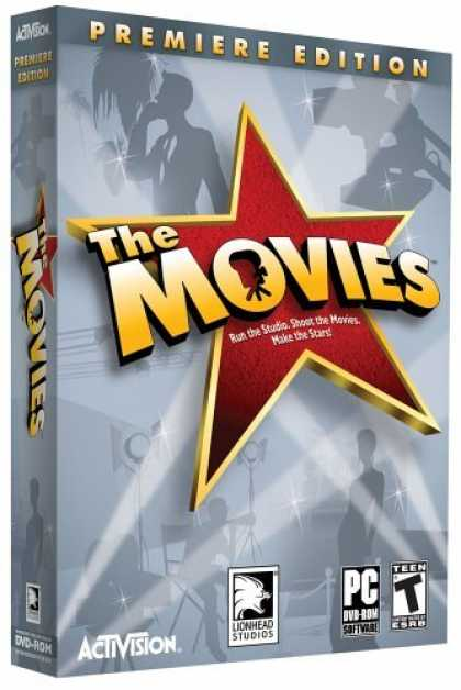 Bestselling Games (2006) - The Movies: Premiere Edition (DVD)