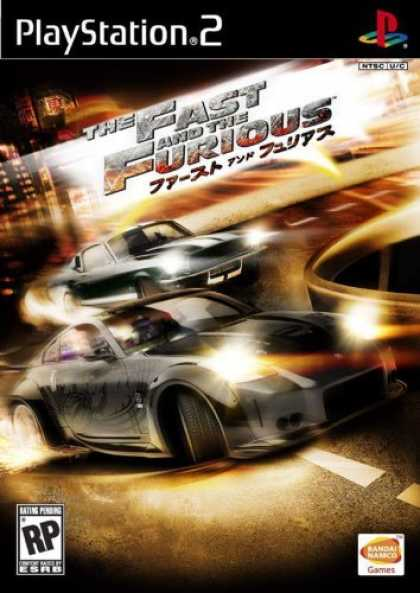 Bestselling Games (2006) - Fast and the Furious