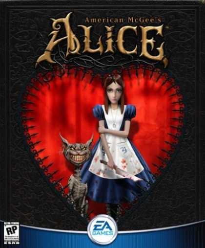 Bestselling Games (2006) - American McGee's Alice