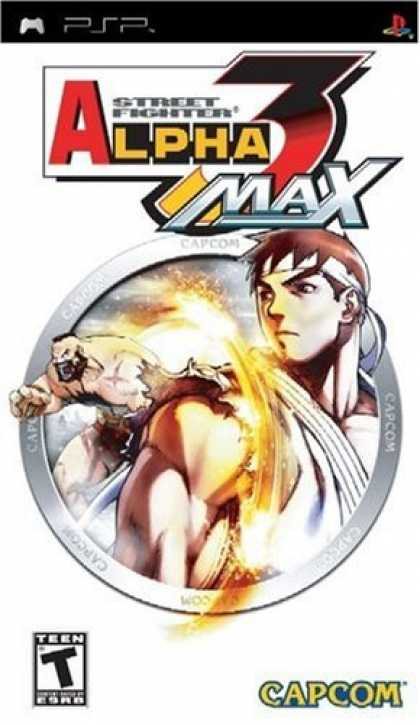 Bestselling Games (2006) - Street Fighter Alpha 3 Max