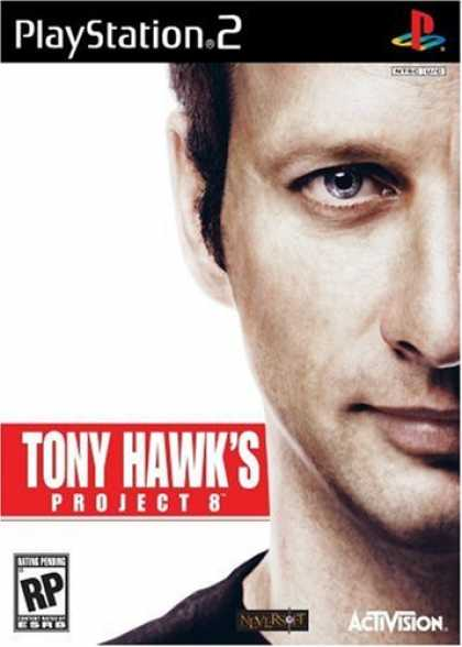 [PS2] Tony Hawk's Project 8 [RUS/NTSC] [Archive]