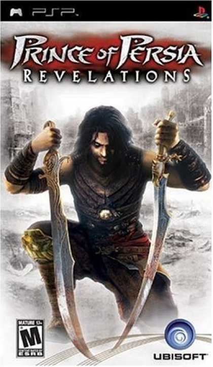 Bestselling Games (2006) - Prince of Persia: Revelations