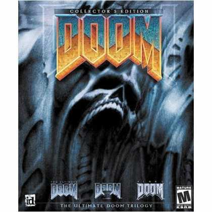 Bestselling Games (2006) - Doom Collector's Edition