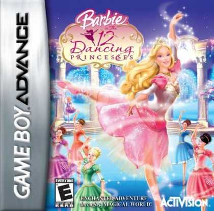 Bestselling Games (2006) - Barbie: 12 Dancing Princesses