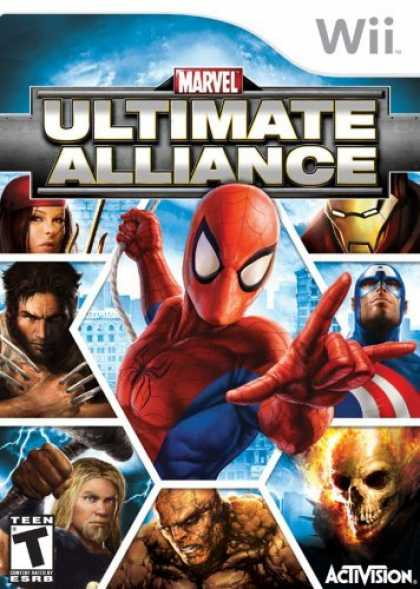 Bestselling Games (2006) - Marvel Ultimate Alliance