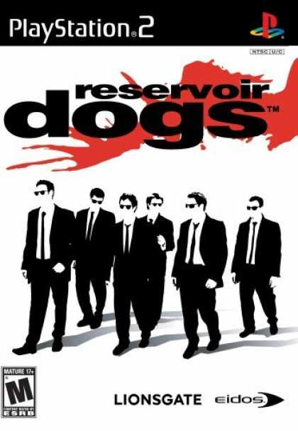 Bestselling Games (2006) - Reservoir Dogs