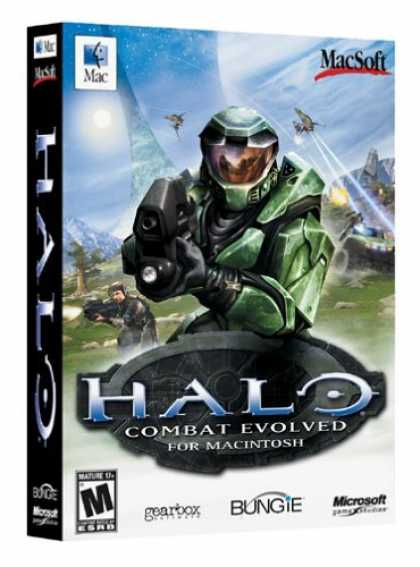 Bestselling Games (2006) - Halo (Mac)