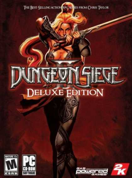 Bestselling Games (2006) - Dungeon Siege II: Deluxe Edition
