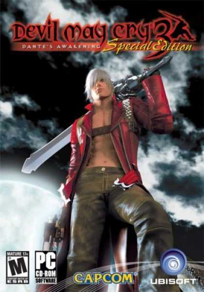 Bestselling Games (2006) - Devil May Cry 3: Dante's Awakening Special Ed