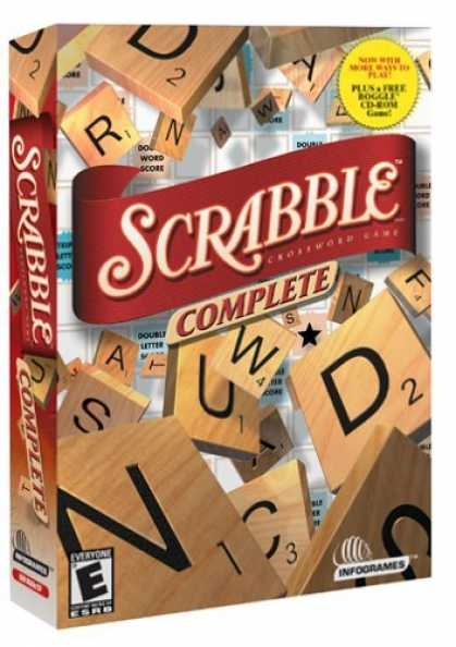 Bestselling Games (2006) - Scrabble Complete