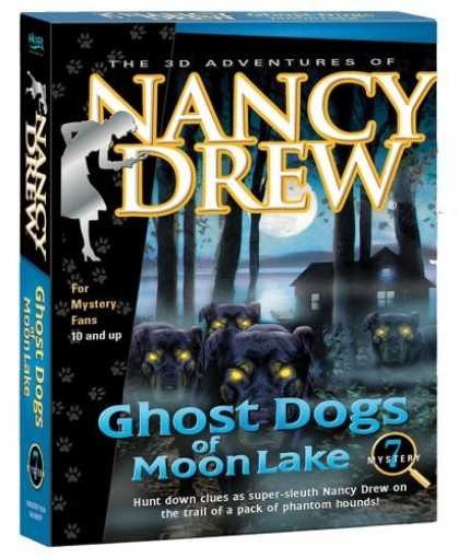 Bestselling Games (2006) - Nancy Drew: Ghost Dogs of Moon Lake