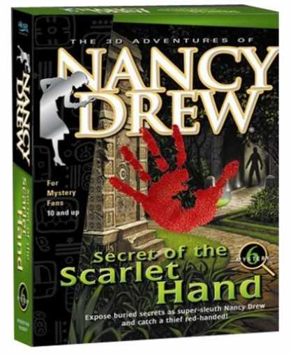 Bestselling Games (2006) - Nancy Drew: Secret of the Scarlet Hand