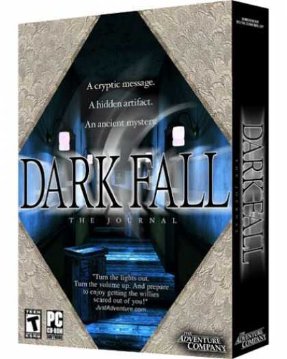Bestselling Games (2006) - Dark Fall: The Journal