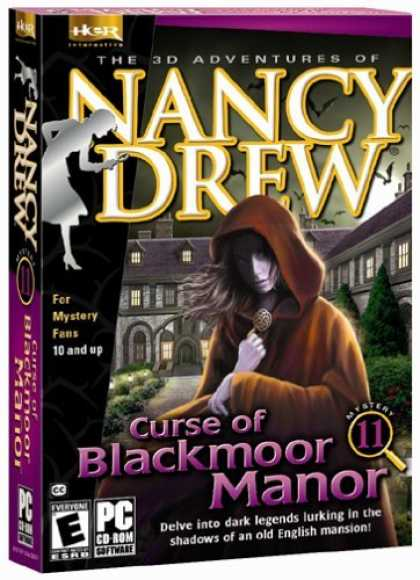 Bestselling Games (2006) - Nancy Drew - Curse of Blackmoor Manor