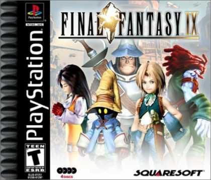 Bestselling Games (2006) - Final Fantasy IX