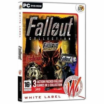 Bestselling Games (2006) - Fallout Collection (Three Pack)