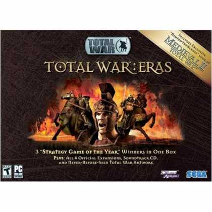 Bestselling Games (2006) - Total War Eras