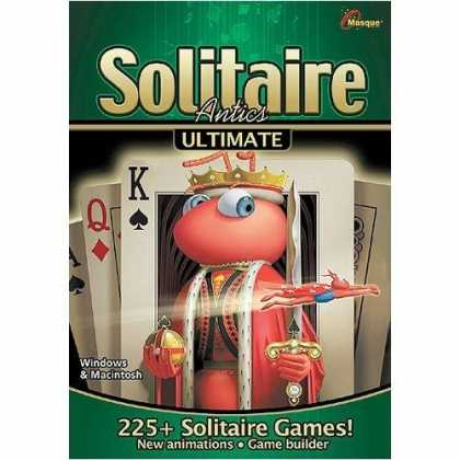 Bestselling Games (2006) - Solitaire Antics Ultimate