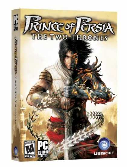 Bestselling Games (2006) - Prince of Persia: The Two Thrones