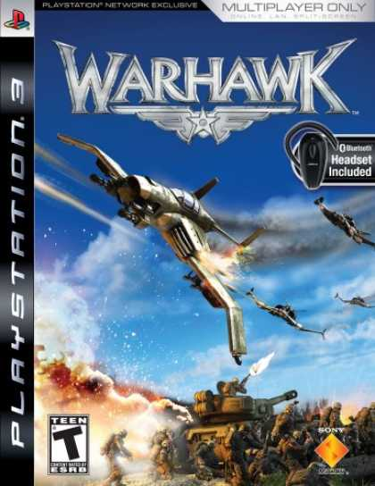 Bestselling Games (2007) - WarHawk Bundle with Bluetooth Headset