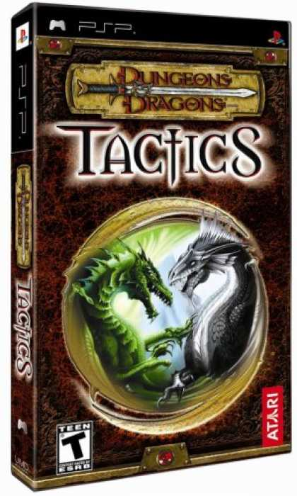 Bestselling Games (2007) - Dungeons & Dragons Tactics