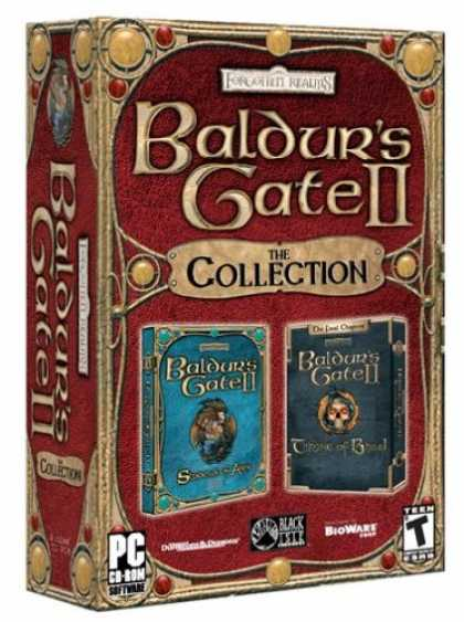 Bestselling Games (2007) - Baldur's Gate 2: Ultimate Collection (Shadows of Amn and Throne of Bhaal)