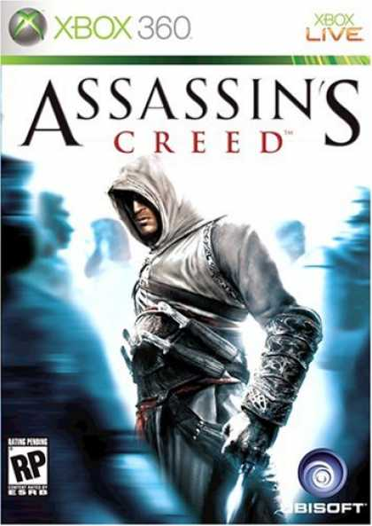 Bestselling Games (2007) - Assassin's Creed
