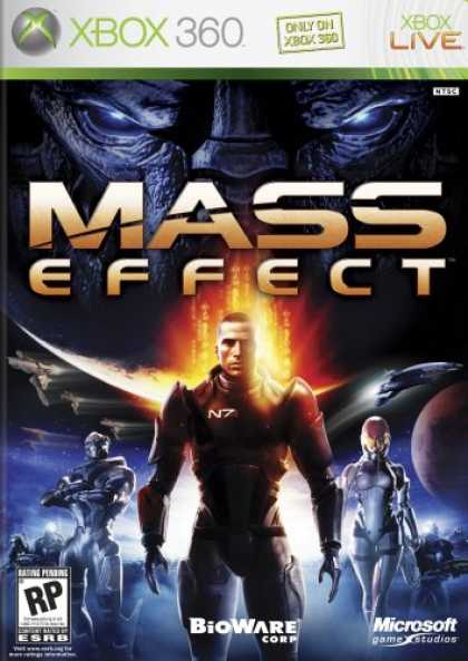 Bestselling Games (2007) - Mass Effect