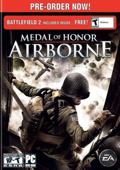 Bestselling Games (2007) - Medal of Honor Airborne