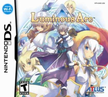 Bestselling Games (2007) - Luminous Arc