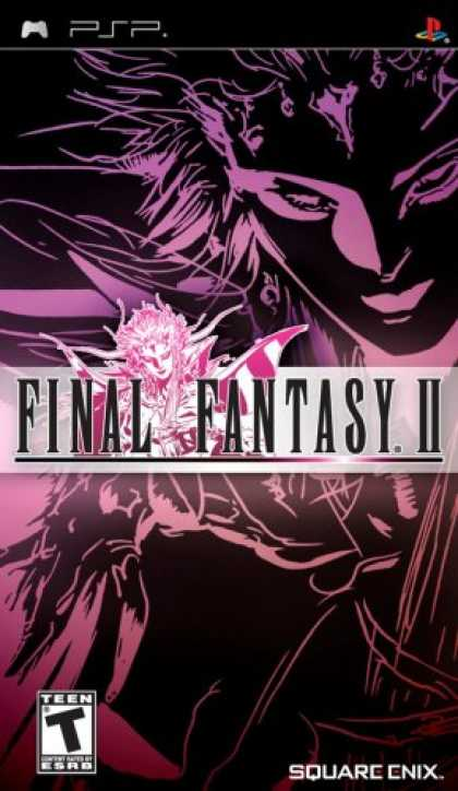 Bestselling Games (2007) - Final Fantasy II
