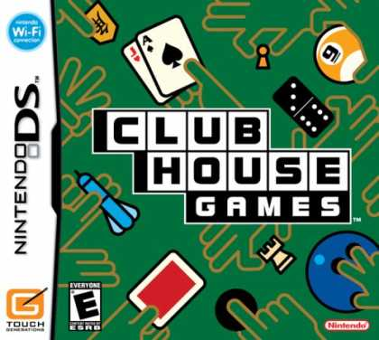 Bestselling Games (2007) - Clubhouse Games