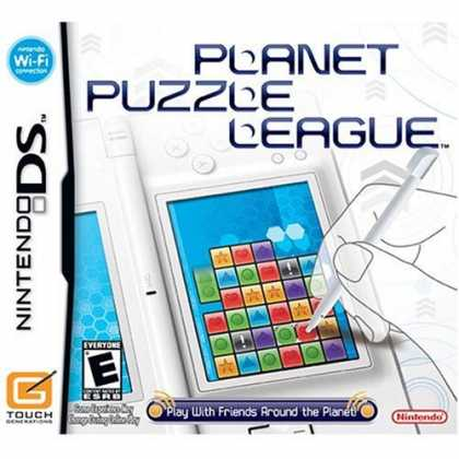 Bestselling Games (2007) - Planet Puzzle League