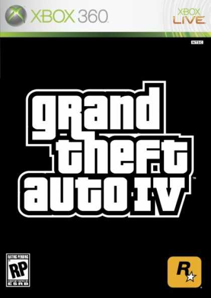 Bestselling Games (2007) - Grand Theft Auto IV