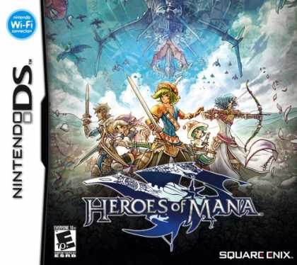 Bestselling Games (2007) - Heroes Of Mana