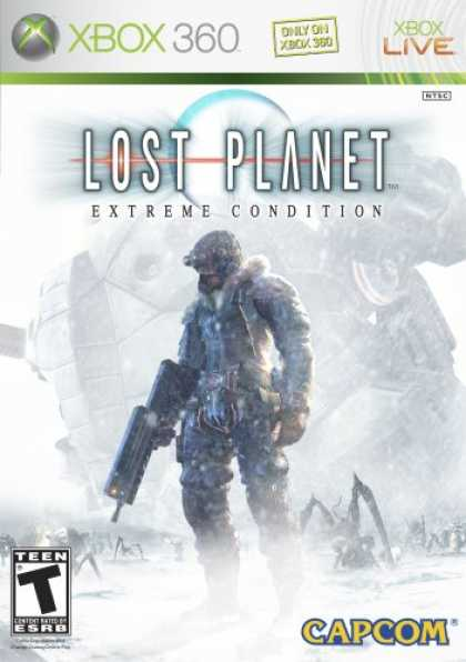 Bestselling Games (2007) - Lost Planet: Extreme Condition