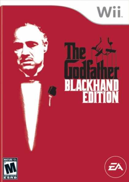Bestselling Games (2007) - The Godfather: Blackhand Edition