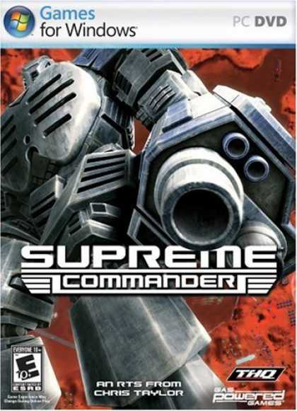 Bestselling Games (2007) - Supreme Commander