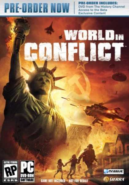 Bestselling Games (2007) - World In Conflict