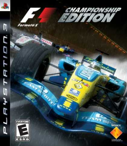 Bestselling Games (2007) - F1: Formula One Championship Edition