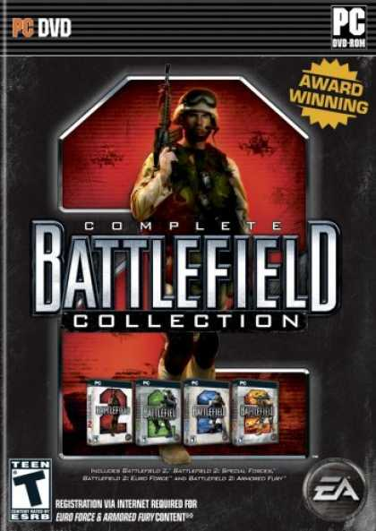 Bestselling Games (2007) - Battlefield 2 The Complete Collection DVD