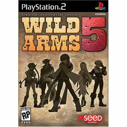 Bestselling Games (2007) - Wild Arms 5