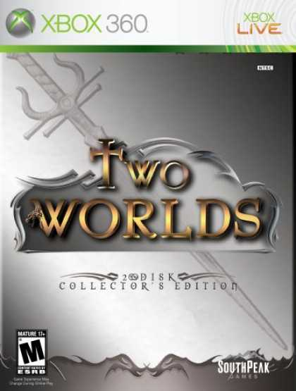 Bestselling Games (2007) - Two Worlds Collector's Edition