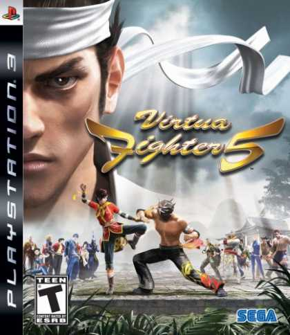 Bestselling Games (2007) - Virtua Fighter 5