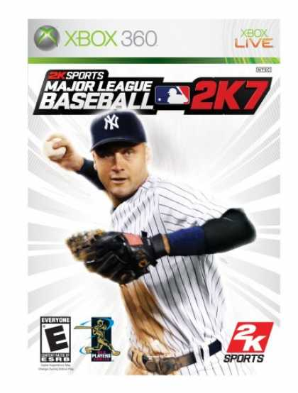 Bestselling Games (2007) - Major League Baseball 2K7