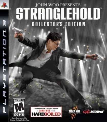 Bestselling Games (2007) - Stranglehold Collector's Edition (Includes Hard Boiled Movie)